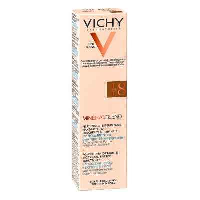 Vichy Mineralblend Make-Up podkład nawilżający Nr 18 Copper  zamów na apo-discounter.pl