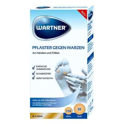 Wartner Pflaster gegen Warzen  zamów na apo-discounter.pl
