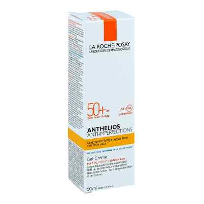 Roche-posay Anthelios Anti-imperfections Lsf 50+  zamów na apo-discounter.pl