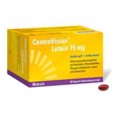 Centrovision Lutein 15 mg Kapseln  zamów na apo-discounter.pl