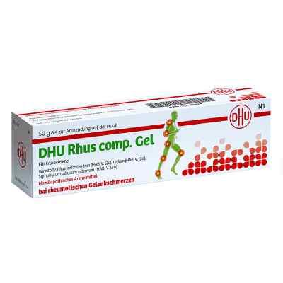 Dhu Rhus compositus Gel  zamów na apo-discounter.pl
