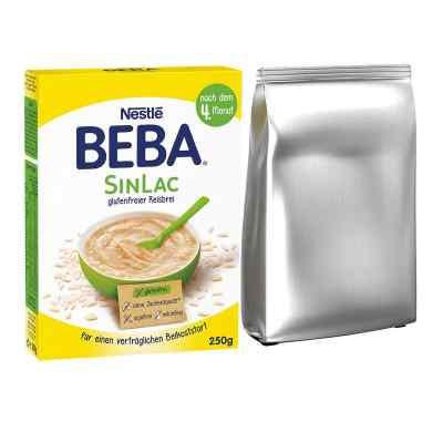 Nestle Beba sinlac glutenfreier Reisbrei noctu d.4 M.  zamów na apo-discounter.pl