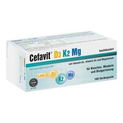 Cefavit D3 K2 Mg 4.000 I.e. Hartkapseln  zamów na apo-discounter.pl