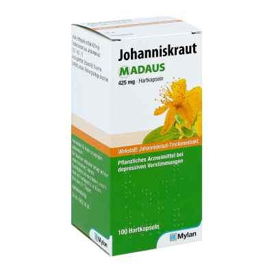 Johanniskraut Madaus 425 mg Hartkapseln  zamów na apo-discounter.pl