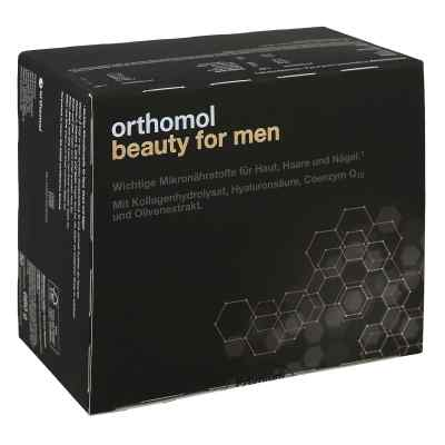 Orthomol beauty for Men ampułki do picia  zamów na apo-discounter.pl