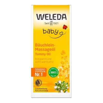 Weleda Baby Bäuchlein-massageöl  zamów na apo-discounter.pl