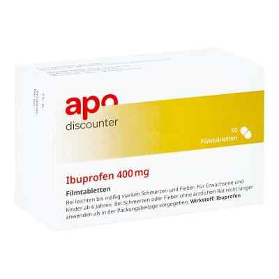 Ibuprofen 400 mg tabletki powlekane  zamów na apo-discounter.pl