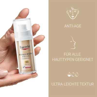 Eucerin Anti-age Hyaluron-filler+elasti.3d Serum  zamów na apo-discounter.pl