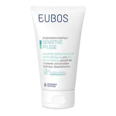 Eubos Sensitive Shampoo Dermo Protectiv 150 ml od Dr.Hobein (Nachf.) GmbH PZN 16363213
