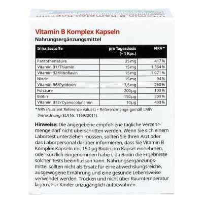 Vitamin B Komplex kapsułki  zamów na apo-discounter.pl