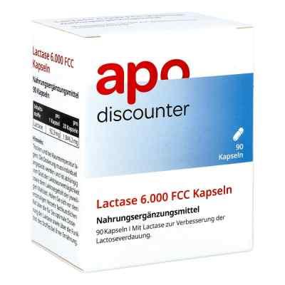 Lactase 6.000 FCC kapsułki  zamów na apo-discounter.pl