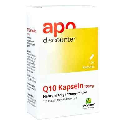 Q10 kapsułki 100 mg  zamów na apo-discounter.pl