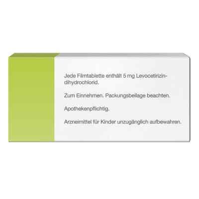 Levocetirizin Fairmed 5 mg Filmtabletten  zamów na apo-discounter.pl