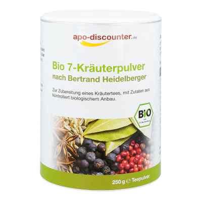 Bio 7 ziół w proszku (według Bertranda Heidelbergera)  zamów na apo-discounter.pl