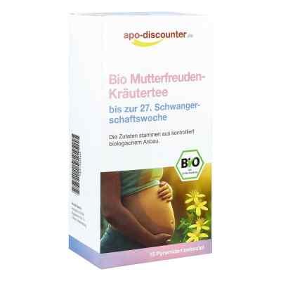 Bio Mutterfreuden-kräutertee ohne Himbeerblätt.Fbtl.  zamów na apo-discounter.pl