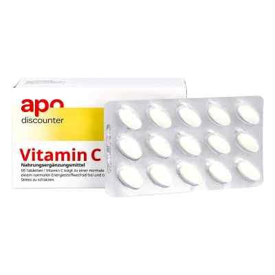 Vitamin C1000  mg tabletki  zamów na apo-discounter.pl