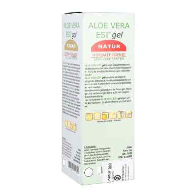 Aloe Vera Gel natur Bio  zamów na apo-discounter.pl