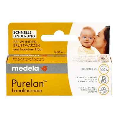 Medela Purelan Creme 7 g  zamów na apo-discounter.pl