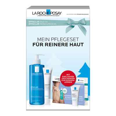 Roche-posay zestaw kosmetyków oczyszczających do twarzy  zamów na apo-discounter.pl