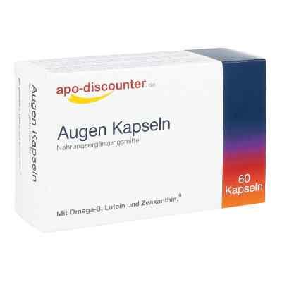 Augen Kapseln  zamów na apo-discounter.pl