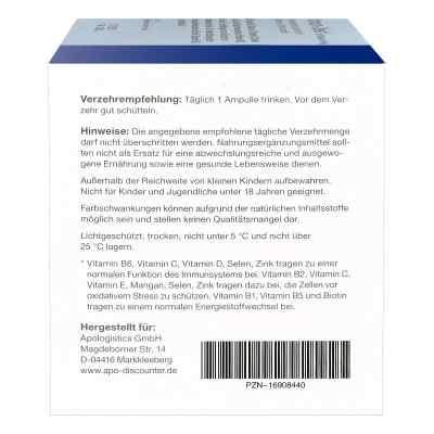 Immun-direkt M.manuka-honig Trinkampullen  zamów na apo-discounter.pl