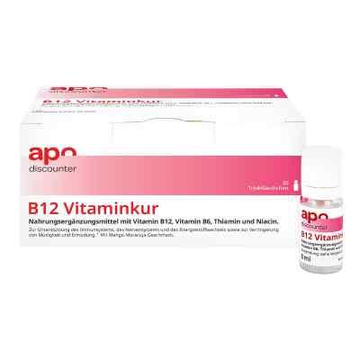 B12 Vitaminkur Trinkampullen  zamów na apo-discounter.pl