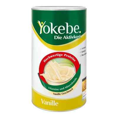 Yokebe Vanille Nf2 proszek, bez laktozy  zamów na apo-discounter.pl