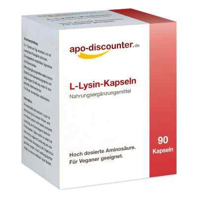 L-lysin Kapseln  zamów na apo-discounter.pl