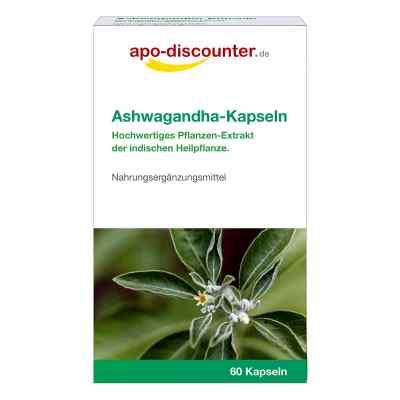 Ashwagandha Kapseln  zamów na apo-discounter.pl